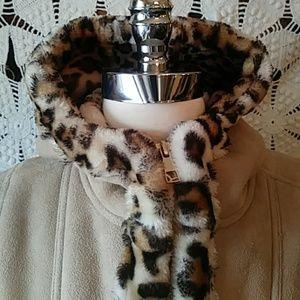 Hawke & Co Jackets & Coats - Hawke & Co. jacket w animalprint trim/lining-sz 10